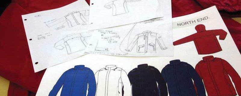 evolution of an apparel line part 1