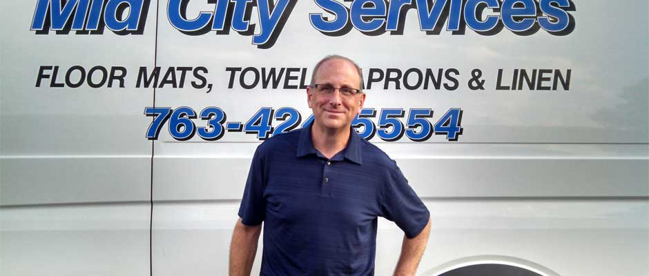 Bill Muske, Mid City Services