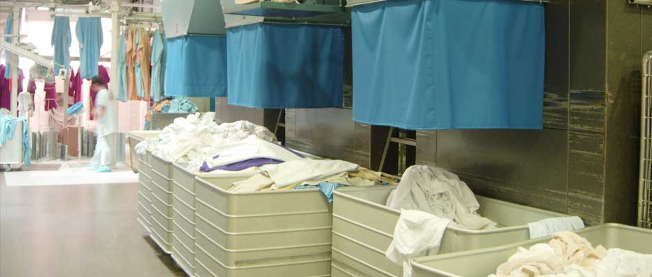 antimicrobial laundry procedures