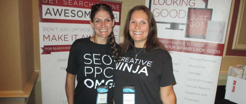 Jennifer Schulman, Fortune Web Marketing, gave a great presentation about what is working now in the world of internet marketing