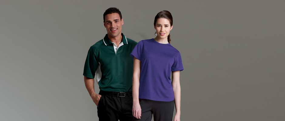 wicking is a feature that affects comfort in uniforms