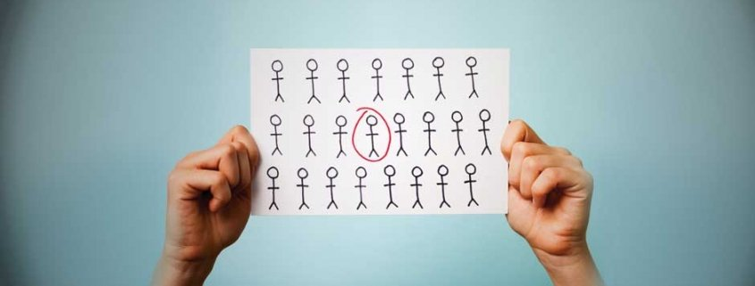 hire the right people by using assessment