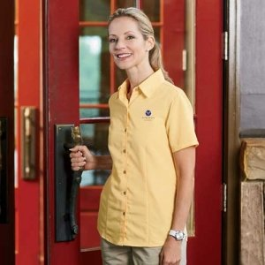 workwear and uniforms for resorts