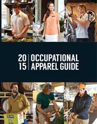 alphabroder Occupational Catalog 2015