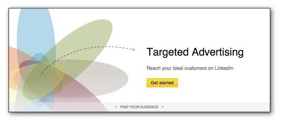 LinkedIn ad Step 2