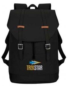Rucksack style backpack