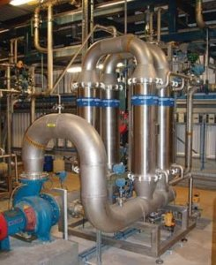 Ceramic Micro Filtration/Reverse Osmosis
