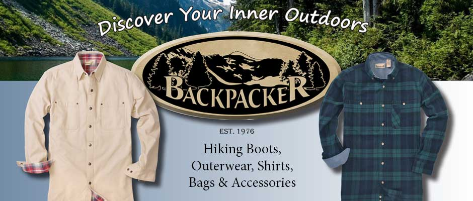 Backpacker Apparel