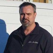 Mike Watson, CEO of Benson Laundry