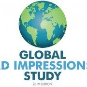 global ad impression study