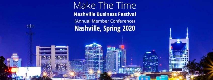 Save the Date for the 2020 Conference